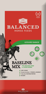 Baseline Mix - Horse feed for light work