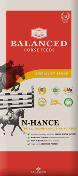 horse food ideal for all round condition