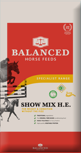 horse feed with high energy for weight gain and condition