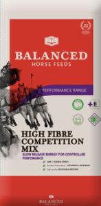 BALANCED HIGH FIBRE COMPETITION MIX