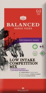 BALANCED LOW INTAKE COMPETITION MIX