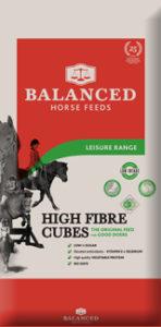 BALANCED HIGH FIBRE CUBE