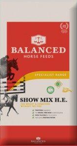 BALANCED SHOW MIX H.E.