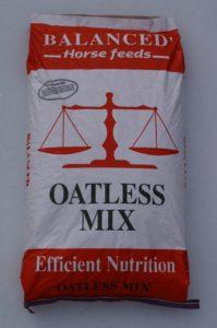 BALANCED OATLESS MIX