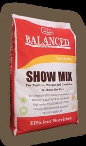 Balanced Show Mix Bag